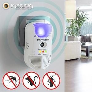 Repelente eléctrico de insectos 5 en 1