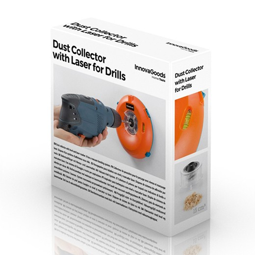 Recogedor de polvo Zero Dust Drilling