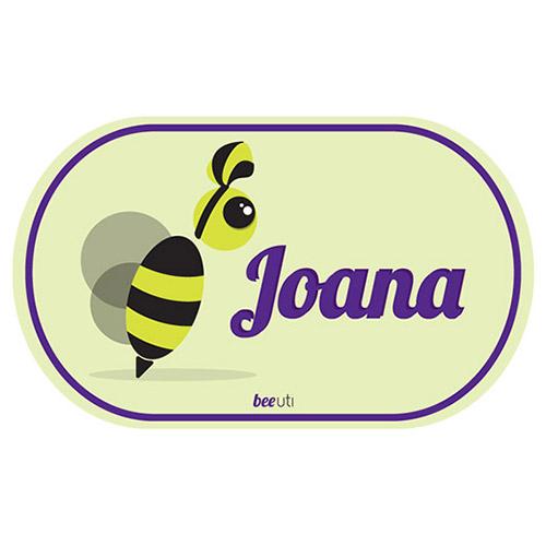 Etiquetas Nome Joana (Pack 2)