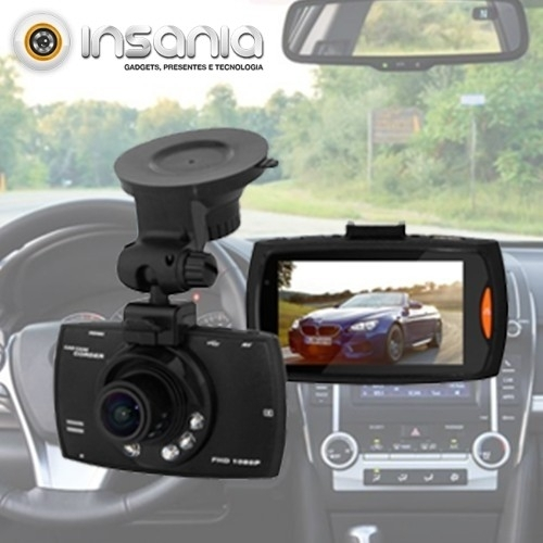 Câmara Espião para Carro 3 Full HD