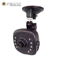 coche, seguridad, cámara ip, siempre conectado