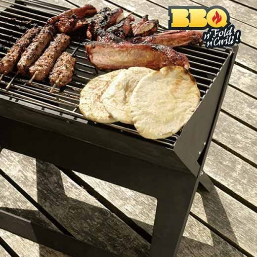 Barbecue Portátil BBQ Quick