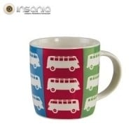 Taza de Café VW Pan de Molde Colors