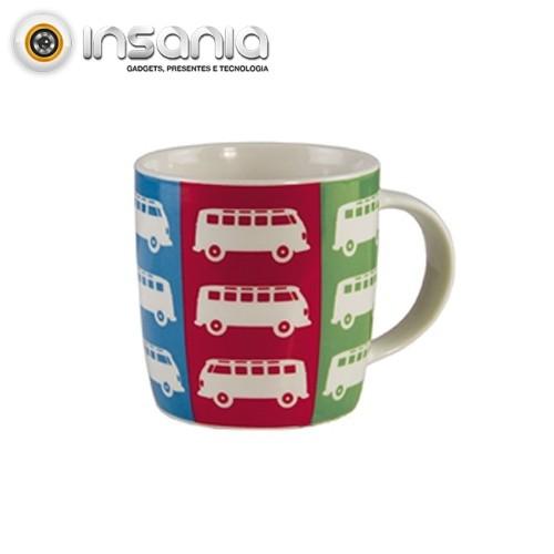 Taza de Café VW Pan de Molde Colors