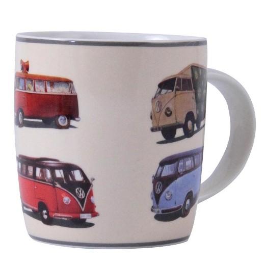 Taza de Café VW Pan de Molde Bus Parade