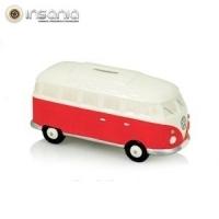 Hucha VW Pan de Molde Roja