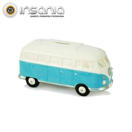 Hucha VW Pan de Molde Azul