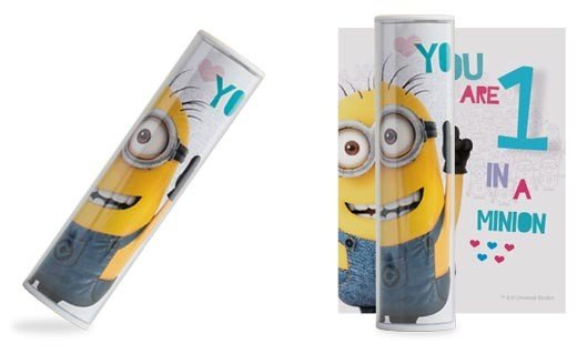 Maikii Power Bank Minions 2.600 mAh