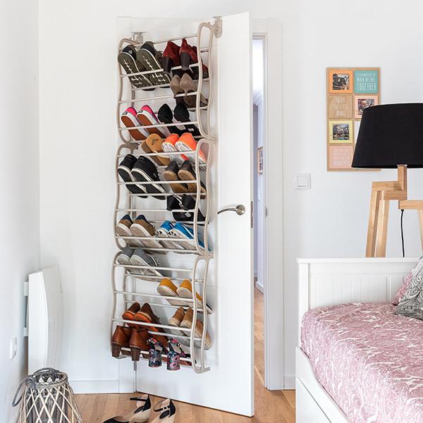 Organizador de Sapatos para Porta 35 Pares
