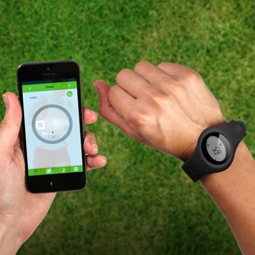 Relógio Desportivo Bluetooth GoFit SBS