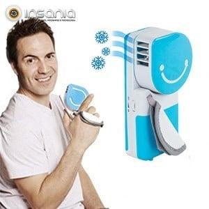 Ar Condicionado Portátil de Mão