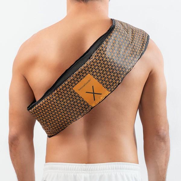 Cinto Vibratório Extra Abdo Belt X