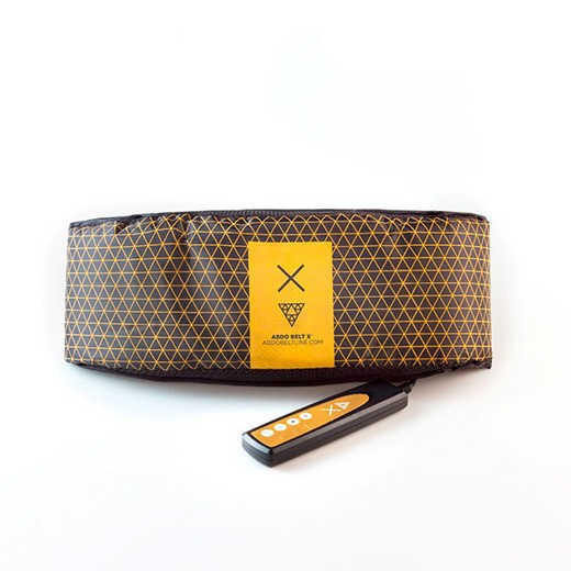 Cinturón Vibrador Extra Abdo Belt X