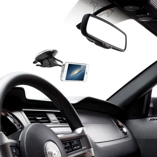 Suporte Carro Mini Ventosas Sucmount