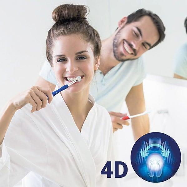 Escova de Dentes Low Cost Elétrica Brush+