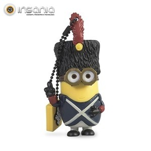 Tribe Pen Drive Minions Vive Le Minion 8GB