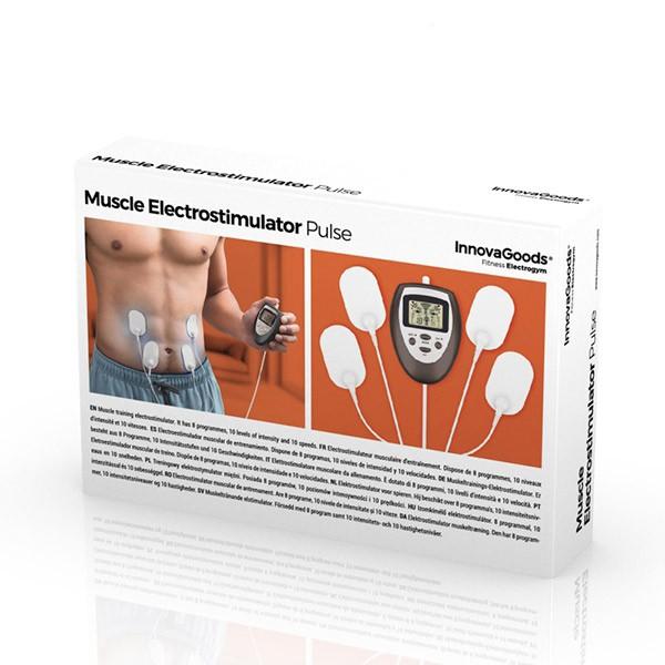 Abdo Enrg Pulse - Electroestimulador Muscular