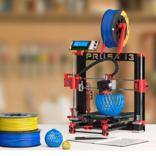 Impressora bq Kit Prusa i3 Hephestos Azul