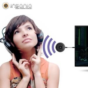 Emissor Som Bluetooth Airpush