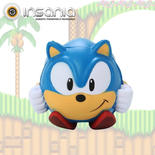 Bola Stress Sonic