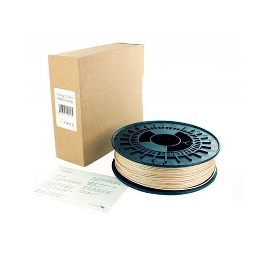Bobina de Filamento de Madeira bq 1.75 mm