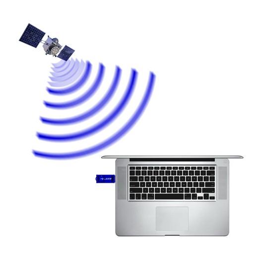 Adaptador GPS USB para PC