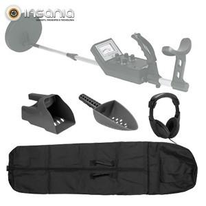 Acessórios para Detetores de Metais (Pack 4)
