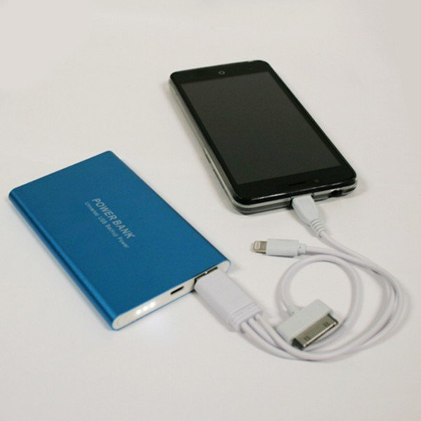 Carregador Portátil Powerbank Low Cost 28000mAh