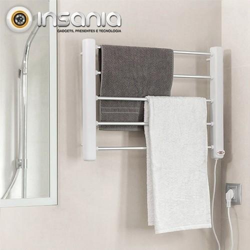 Toallero Eléctrico Comfy Towel
