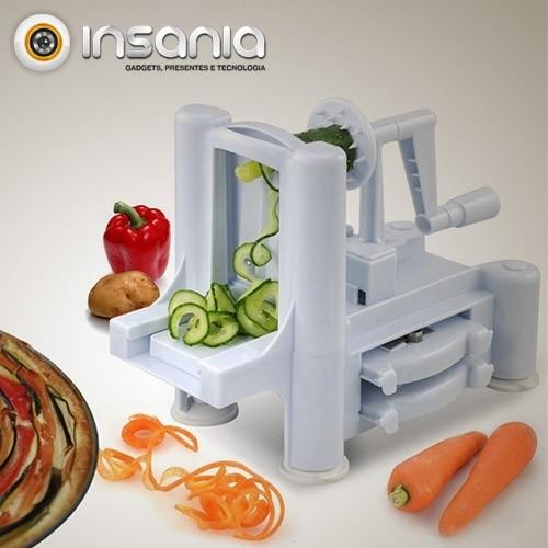 Cortador de Legumes Espiral