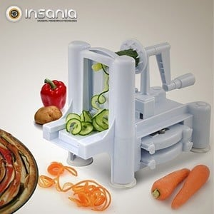 Cortador de Verduras Espiral