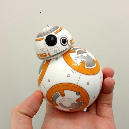 Robô BB-8 Star Wars Sphero