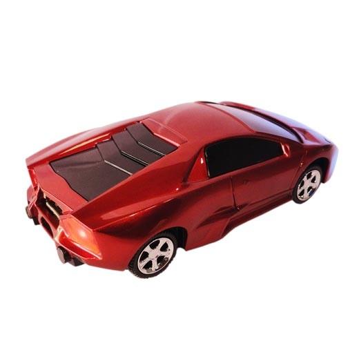 Carregador Powerbank Carro Desportivo 5200mAh