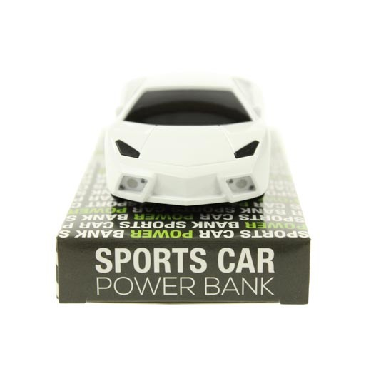 Carregador Powerbank Carro Desportivo 5200mAh
