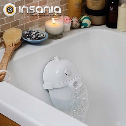 Máquina de Fazer Bolhas para o Banho