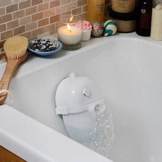 Máquina de Pompas de Jabón para el Baño
