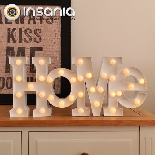 Luz Decorativa Home