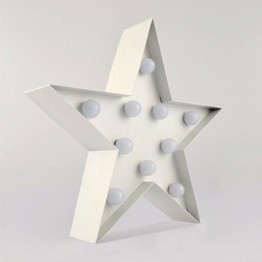 Luz Decorativa Estrela
