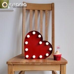 Luz Decorativa Coração
