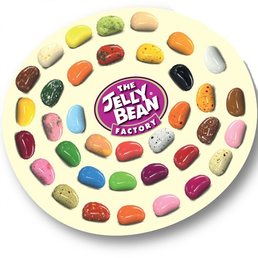 Dispensador de Guloseimas Jelly Beans