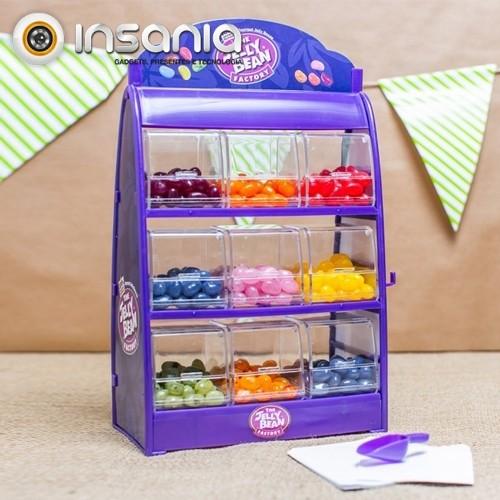 Expositor de Guloseimas Pick e Mix Jelly Bean