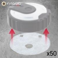 Recambios para el Robot Limpieza UBOT (Pack 50)