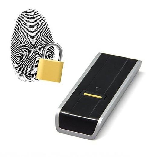Leitor de Impressões Digitais USB