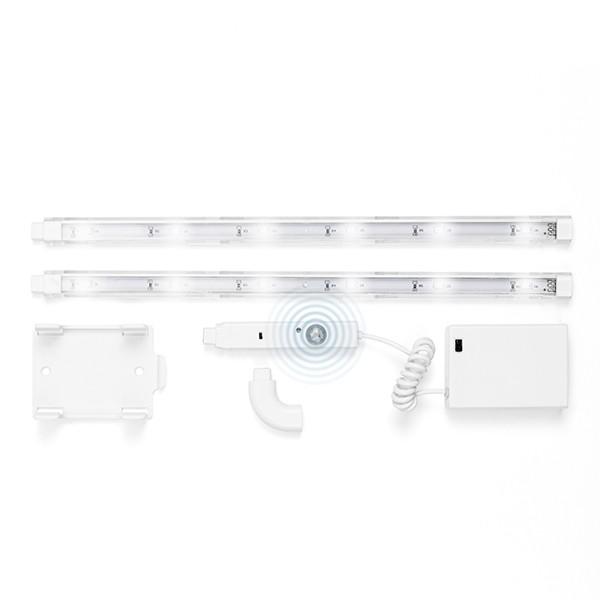 Tubo LED com Sensor de Movimento (Pack 2)
