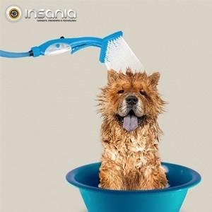 Mangueira com Escova para Animais