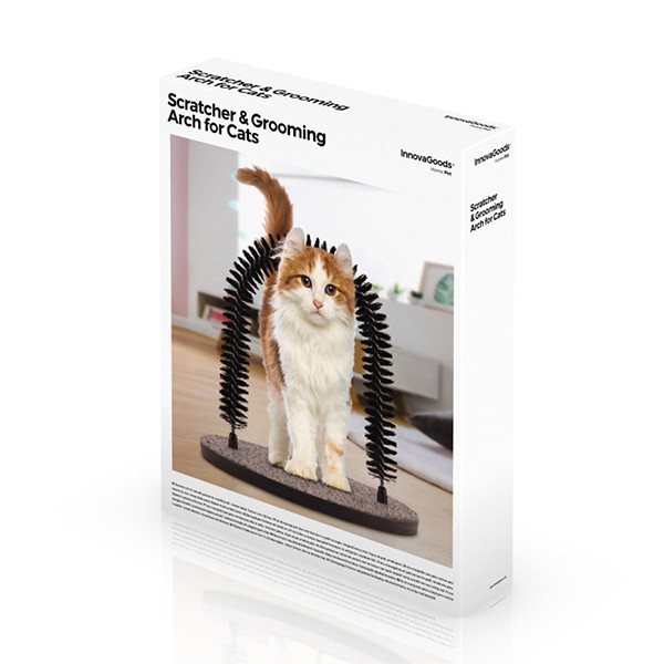Arco Masajeador para Gatos