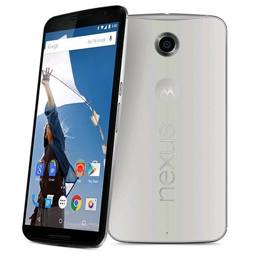 Google Nexus 6 (32GB, Branco)