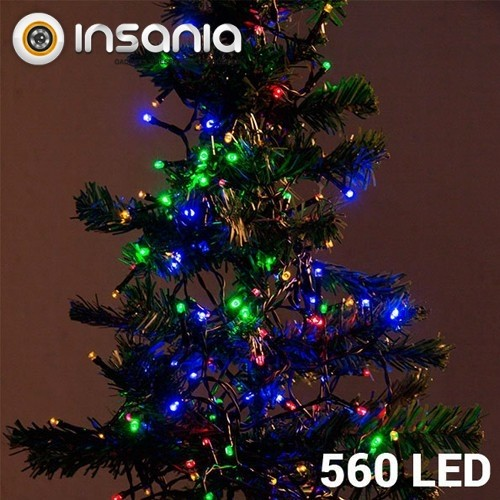 Luzes de Natal (560 LED)