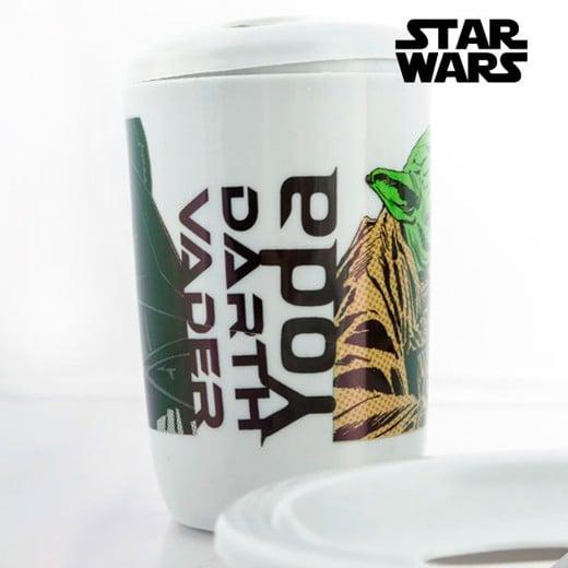 Acessórios de Banho Star Wars (4 peças)
