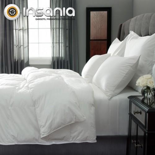 Edredão Luxo Casal 240x220 cm (420 g/m2)